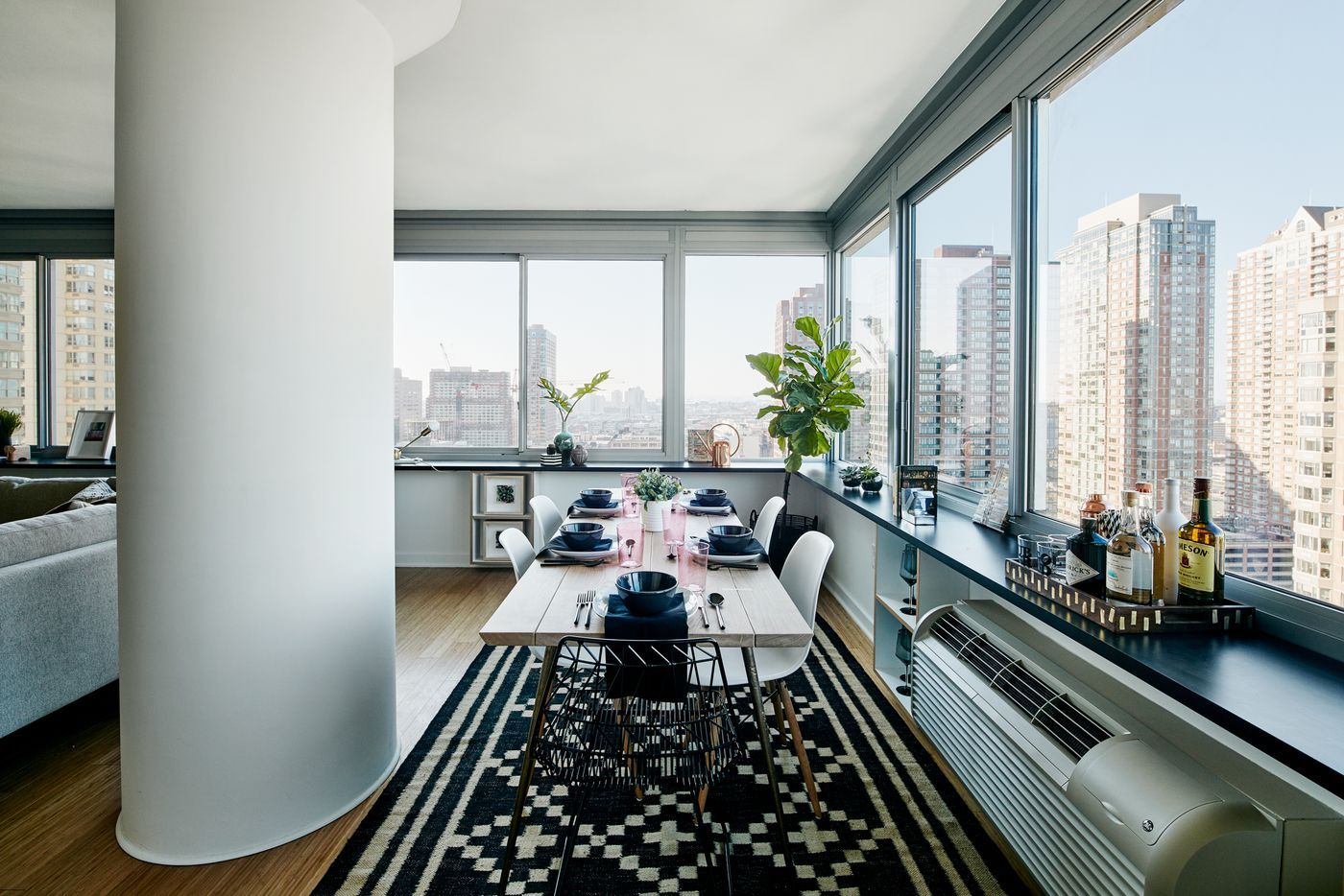 Rentals at Urby's Jersey City skyscraper hit the market