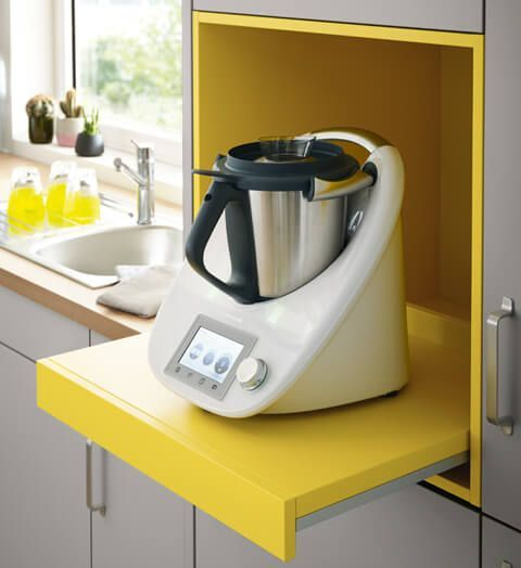 Stauraumideen für Ihre Küche – Welc…