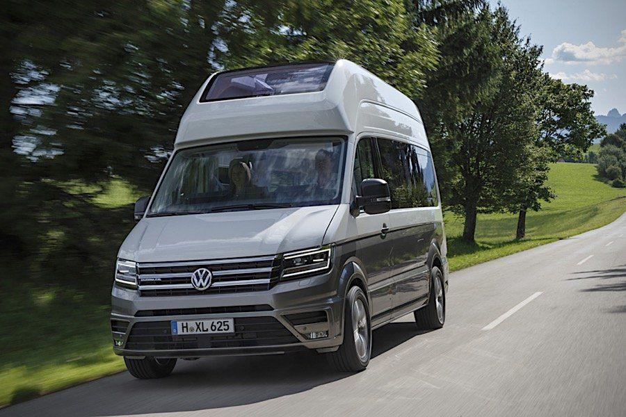 Volkswagen Konzipiert Den California Xxl Campervan Wildcrumbs Mini Wohnmobil Vw Bus Camper Kaufen