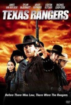 Texas Rangers Película Completa Español 2001 Fulltv Películas Completas Póster De Cine Rangers De Texas