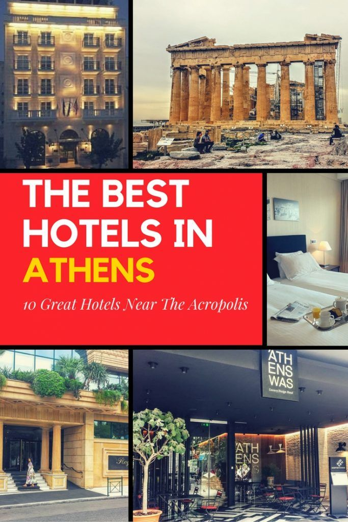 Hotels Near Acropolis Where To Stay In Athens Hotel Guide