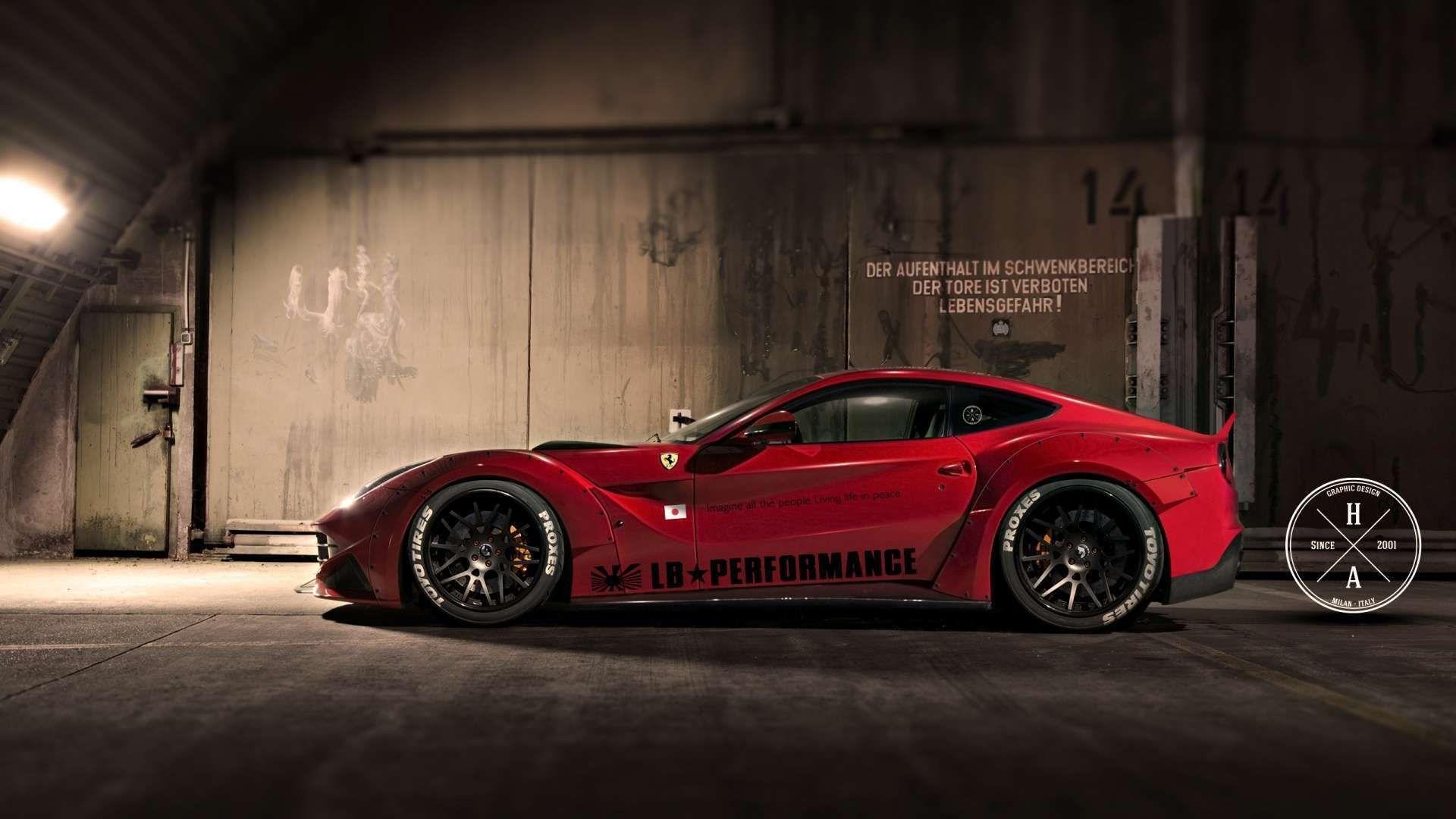 Wallpapers Hd 1080p Ferrari Dengan Gambar Mobil Impian Mobil