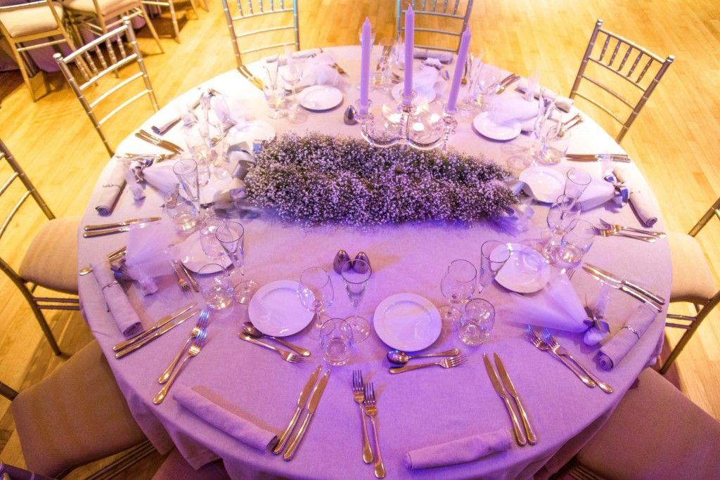 Thanos and Eleni - Dreams In Style  #wedding #weddings #tablesetting #white #babysbreath #beautiful #weddingplanner #decoration #dreamsinstyle