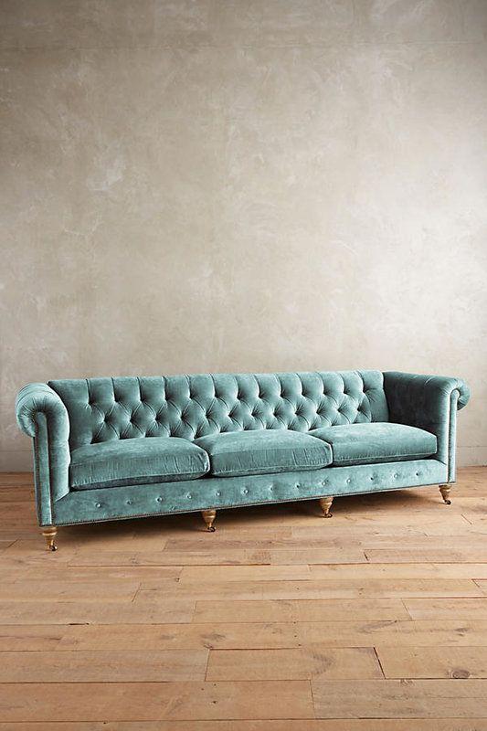 Chesterfield Big Sofa Xxl Als Sondergrosse Als 5 Sitzer 4 Sitzer 3 Sitzer Chesterfield Mobel Wohnen Sofa Design
