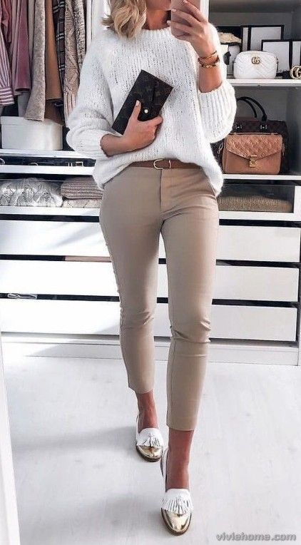 25 Cute Women Spring Outfit For Work