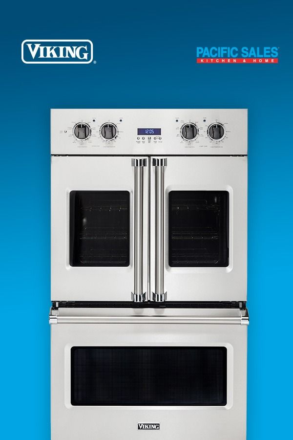 We Have The Luxury Kitchen And Bath Brands You Re Looking For With Flexible Financing When You Use The My Best Buy Credit Card Vik French Door Wall Oven Cool Things To