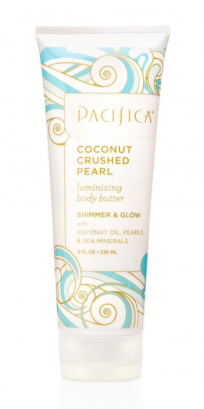 Pacifica Natural Body Care Coconut Crushed Pearl