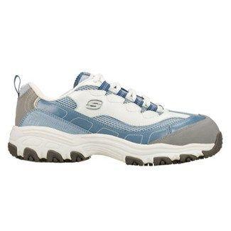 Women's D'Lite Slip Resistant Sneaker | Skechers, Skechers
