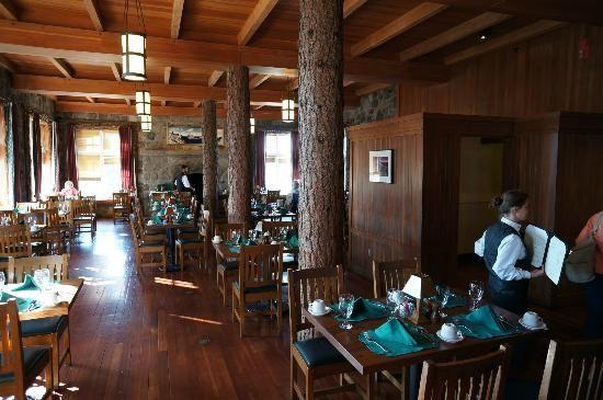 Crater Lake Lodge Frühstücksraum  Restaurant  Crater Lake Pleasing Crater Lake Lodge Dining Room Menu Design Decoration