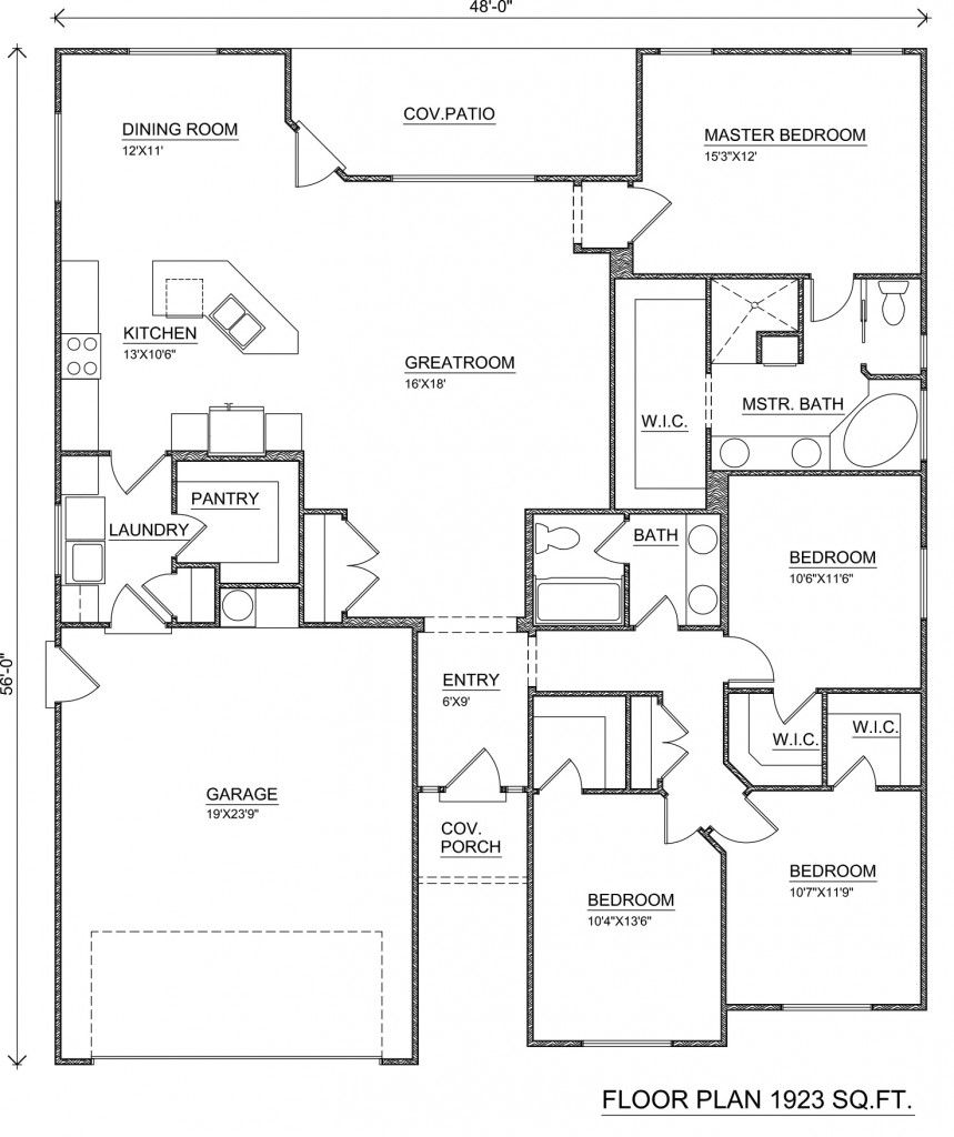 Acacia Floor Plan | Home Designs & Floor Plans | Pinterest | Acacia ...