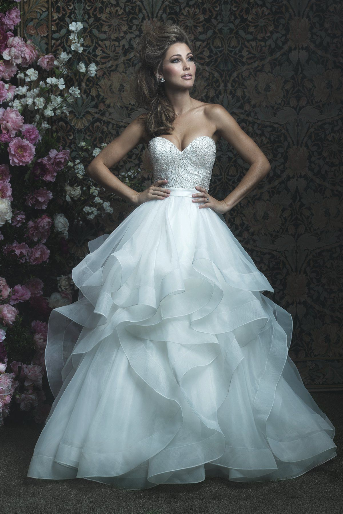 Style C417 By Allure Couture