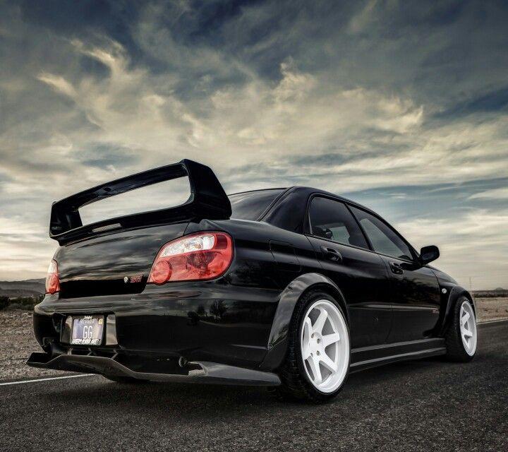 Subaru Car Wallpaper: Subaru STi - Street+Racing