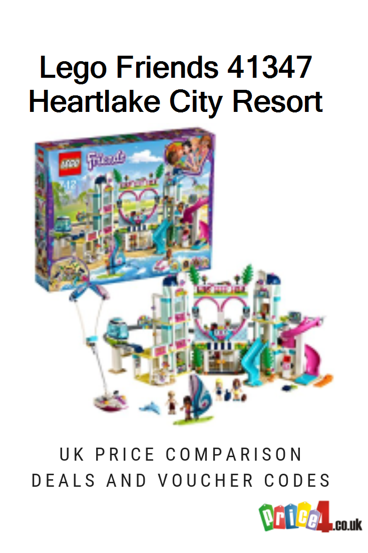 Lego Friends 41347 Heartlake City Resort Uk Prices Lego Uk 41347