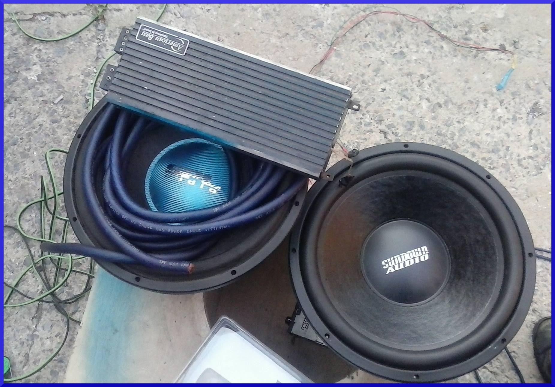 Sundown Audio Splaudio Custom Zv3 15 Next O E15 V2 2 Tpac Some Rca Converter Wiring Diagram 2subwoofersspeakers