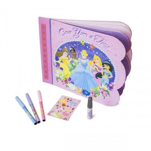 Disney Princess Make Your Own Ultimate Storybook