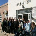 """""""Lleguemos al Barrio'' continúa asistiendo sanitariamente en toda la provincia"""