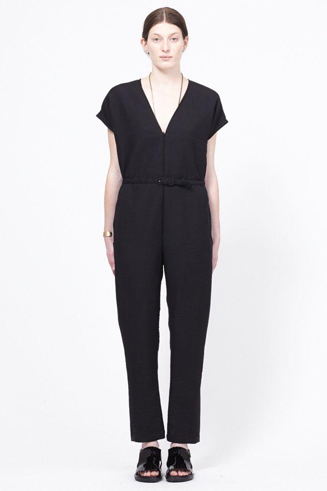 7f35e211efd8 Rachel Comey Glinda Jumpsuit (Black)