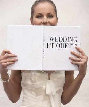 wedding etiquette Who does what and when? Read on for answers for the 15 questions we get asked most often