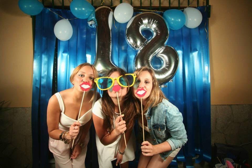 Fiesta de 18 a os ideas para fiestas d pinterest - 18 cumpleanos ideas ...