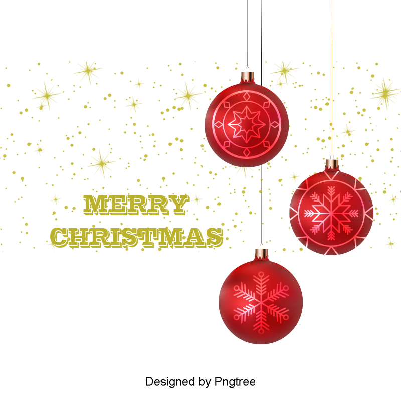 Red Christmas Ball Ornaments Golden Red Christmas Ball Vector Png Transparent Clipart Image And Psd File For Free Download Origami Christmas Tree Christmas Balls Christmas Origami