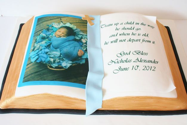 Baptism custom cakes new york open bible custom cakes event best baptism christening cakes new jersey westchester ny celebrity cake designer named top cake pro in the country by martha stewart negle Choice Image