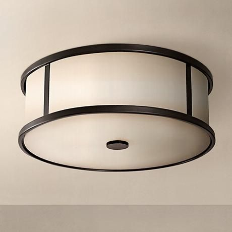 Feiss dakota espresso 14 wide ceiling light outdoor lightinglighting ideas wall
