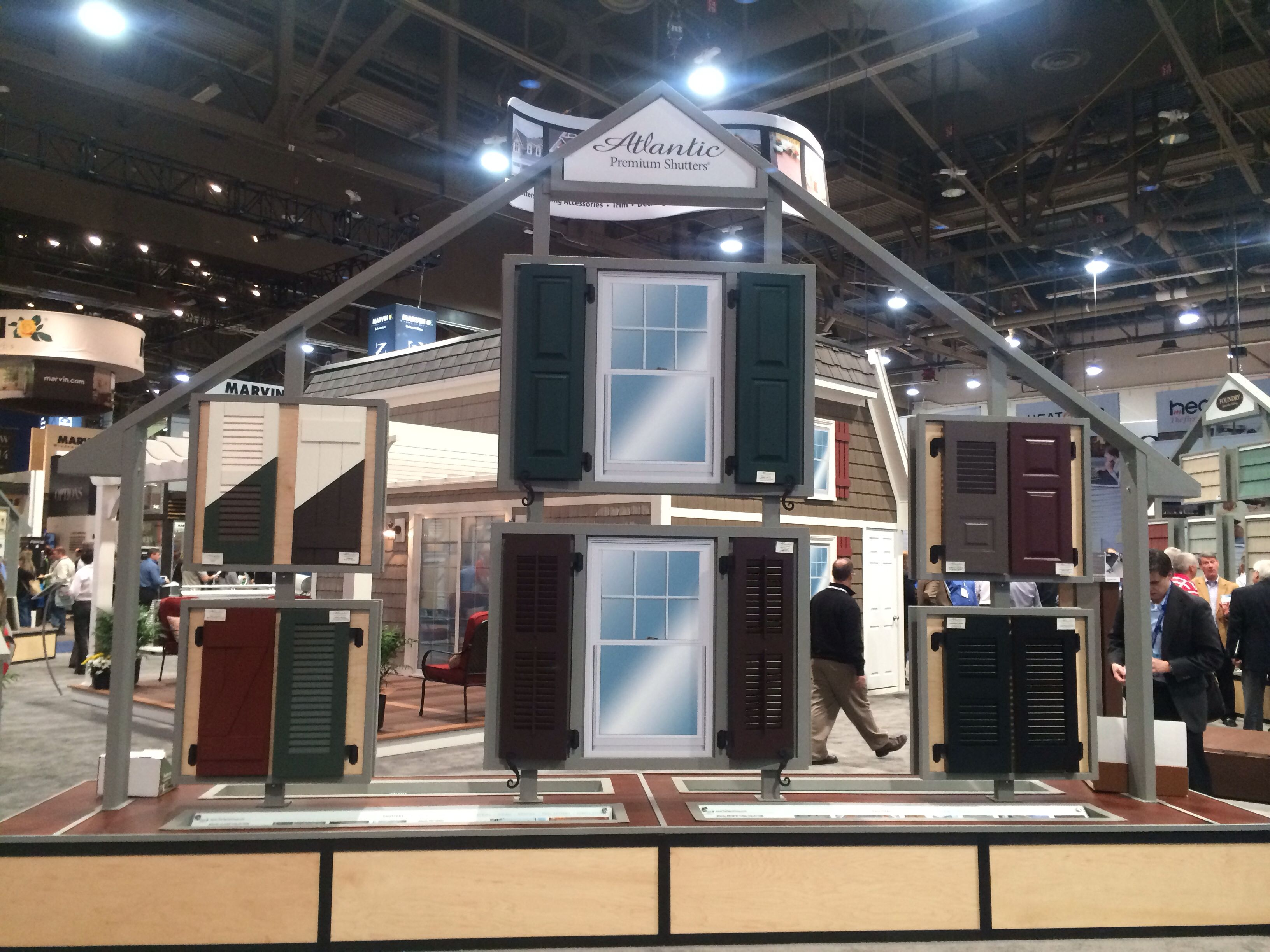 Atlantic Premium Shutters NAHB International Builders Show
