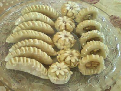 حلويات العيد ثلاثة أشكال من حلويات اللوز للعيد و المناسبات بالصور أنت أحلى Koekjes