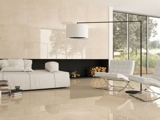 Bring Warmth And Depth To Your Space With Lovely Crema Marfil Polished A Rich Blend Of Beiges And Creams With Light Golden Veins This Large Tile Room Flooring