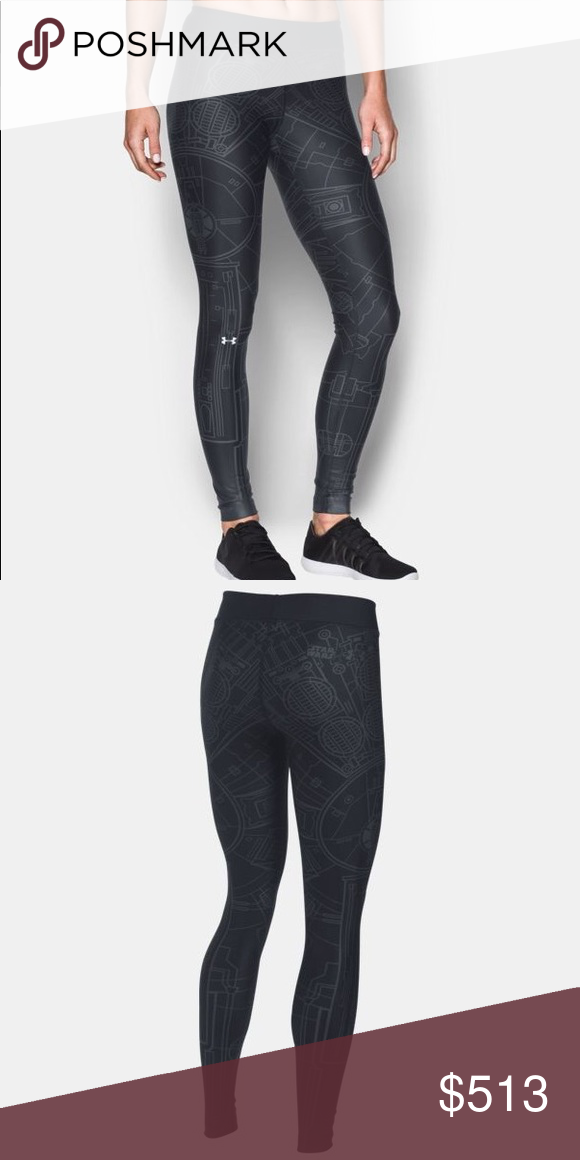 c85680b5230b81 Under Armour Star Wars Leggings DO NOT BUY!! looking for these star wars  millennium falcon leggings by Under Armour. will take size xs or small.  thank you!!