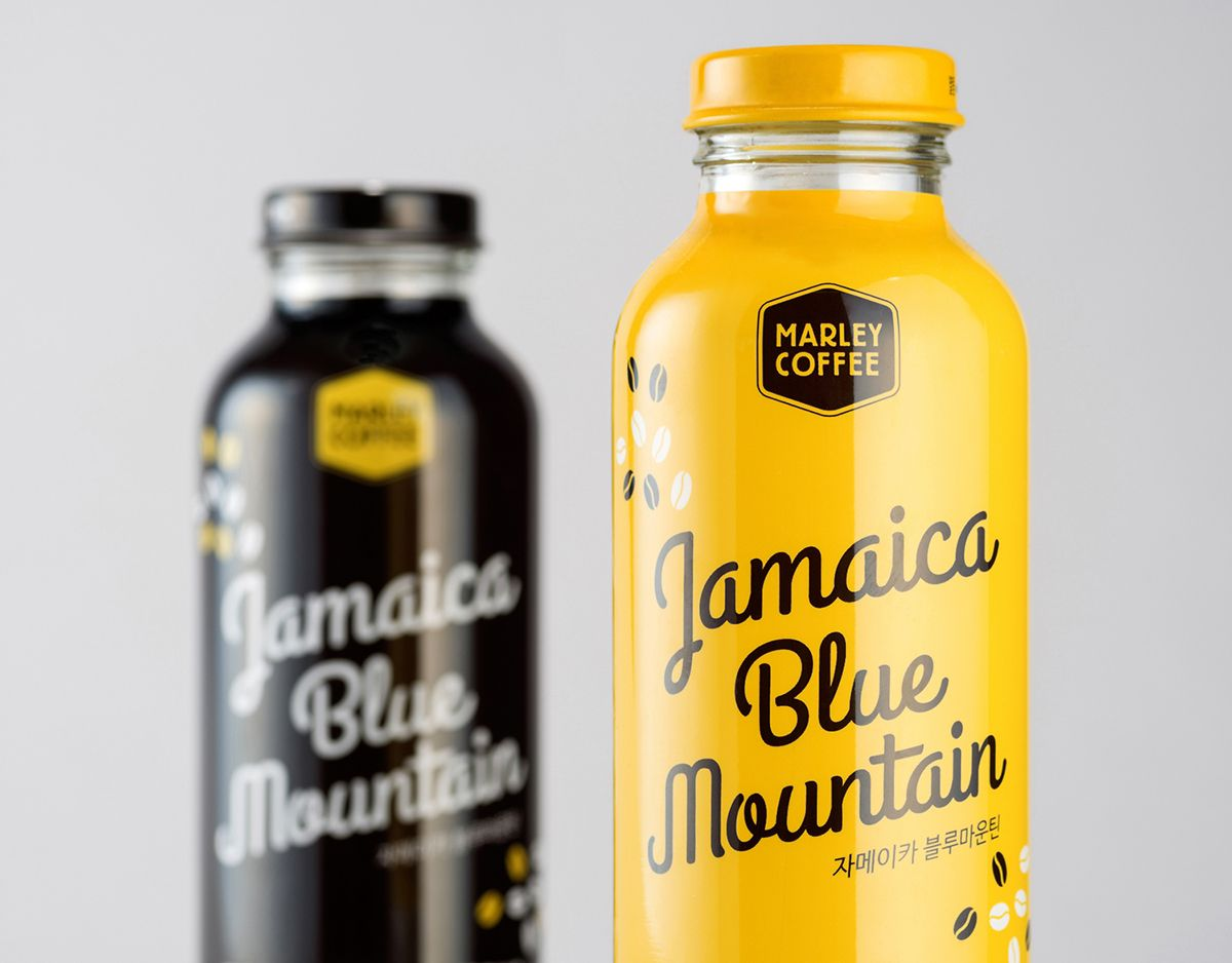 Marley Coffee Jamaica Blue Mountain on Behance