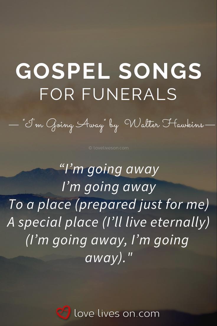 50 best gospel funeral