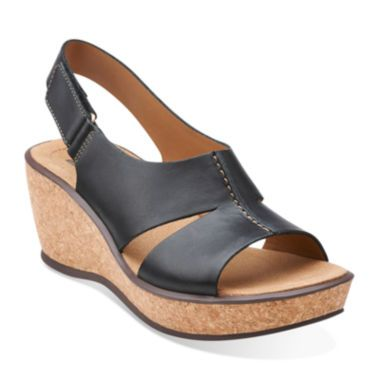 82ef5f2c5ec Clarks® Rosamund Dune Womens Leather Slingback Sandals found at  JCPenney