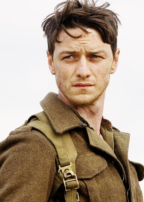 Atonement. James McAvoy. He'll always be my favorite ...