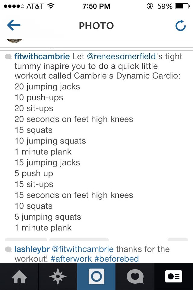 Fit with cambrie | workout | Gym workouts, Health fitness:__cat__, Workout