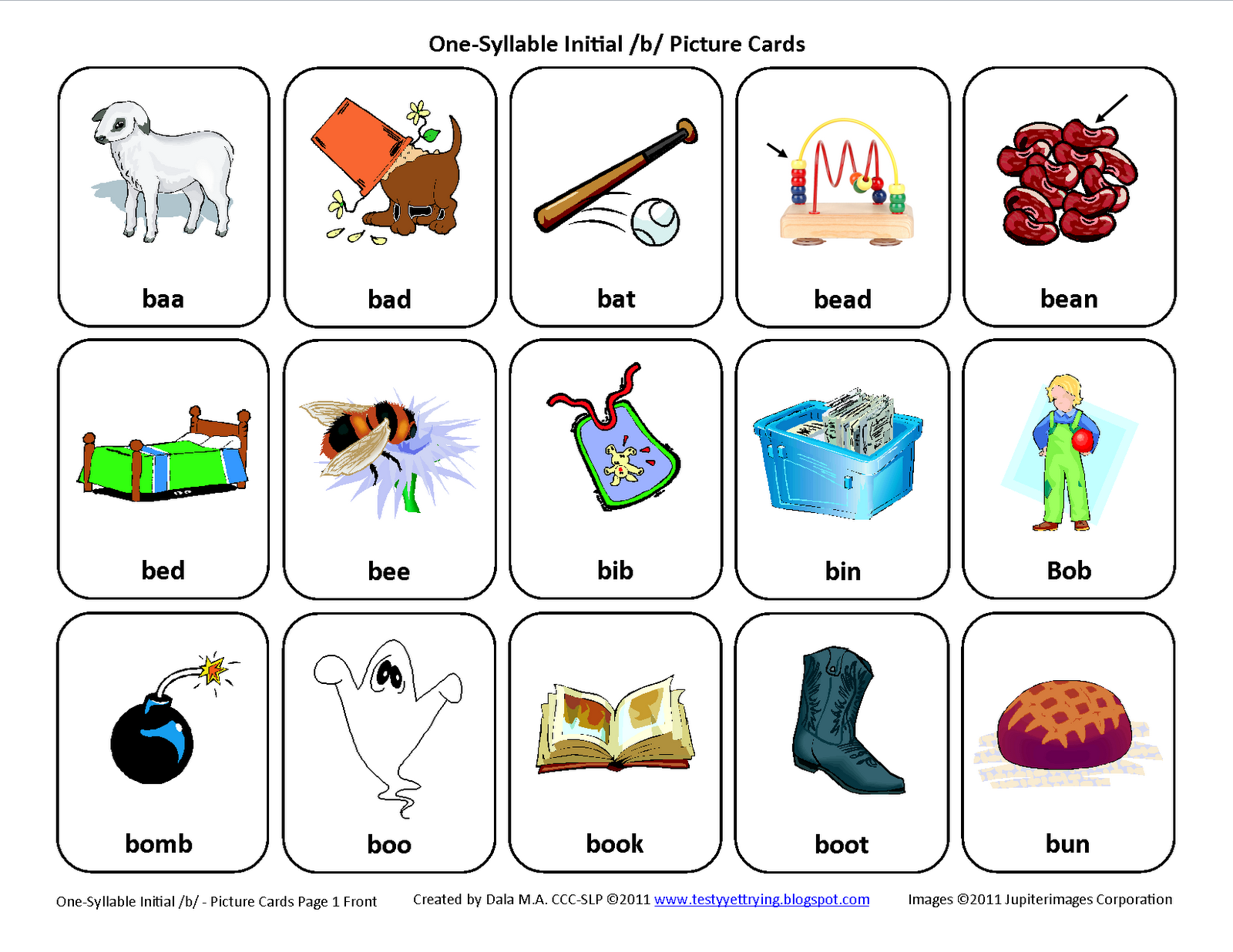All About Speech Therapy Worksheets And Forms Mommy Speech Therapy