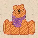CinDes Embroidery Designs - Free-Kids-Babies