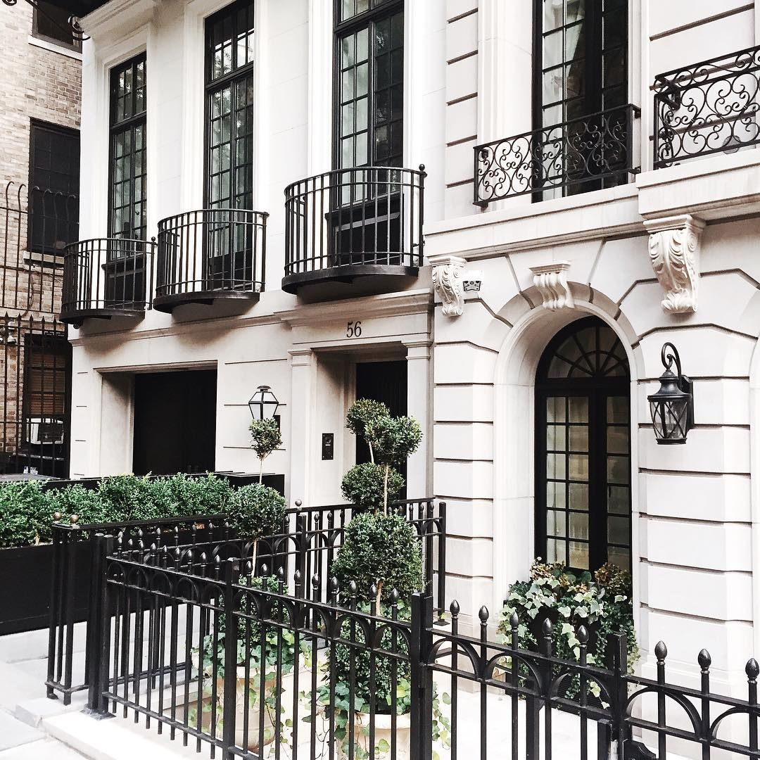 London Apartments Exterior: Real Estate Goals 👌🏻👊🏼 #architecture #nyc #townhouse