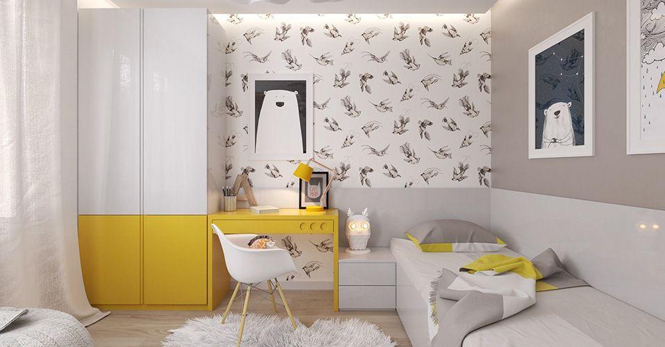 Creatieve en kleurrijke kinderkamers met een leuk thema kamer