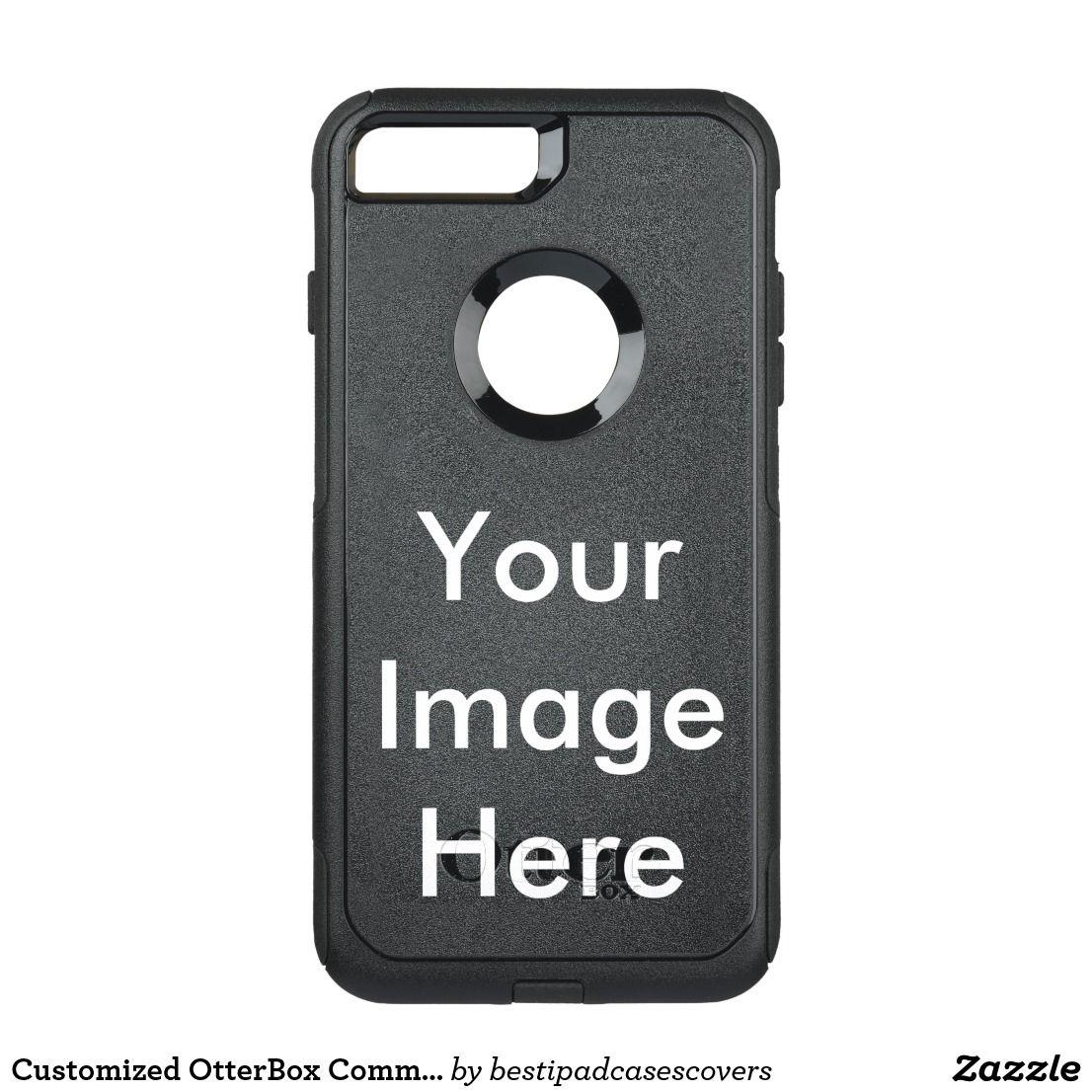 Customized otterbox commuter iphone 7 plus case zazzle