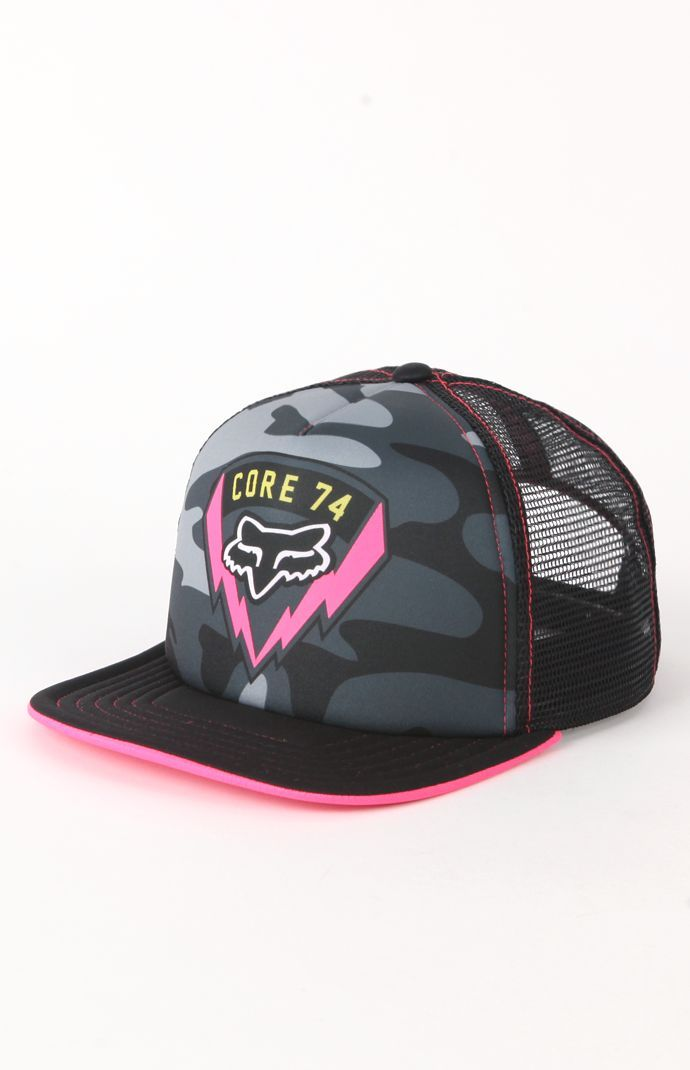 Fox Special Ops Trucker Hat at Pacsun.com  1178104702e