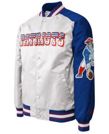 c07d5460 G-iii Sports Men New England Patriots Starter Dugout Championship ...