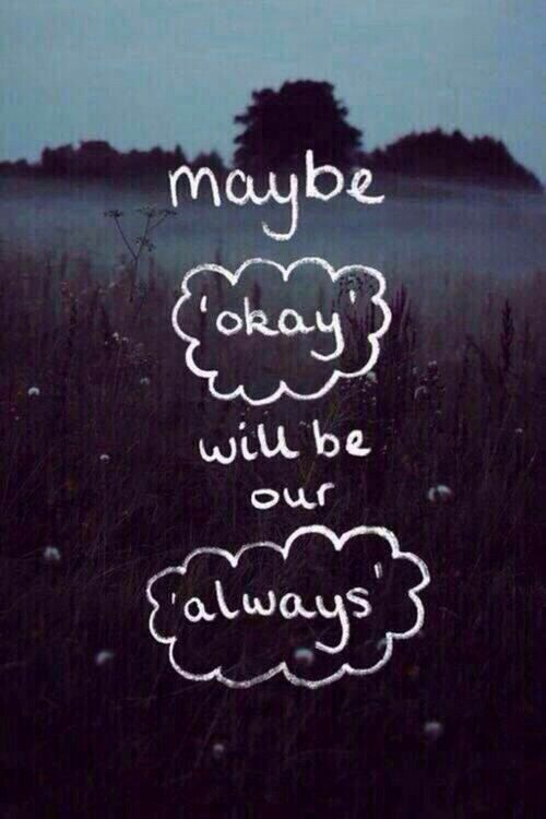 Okay... | The fault in our stars quotes, The fault in our ...