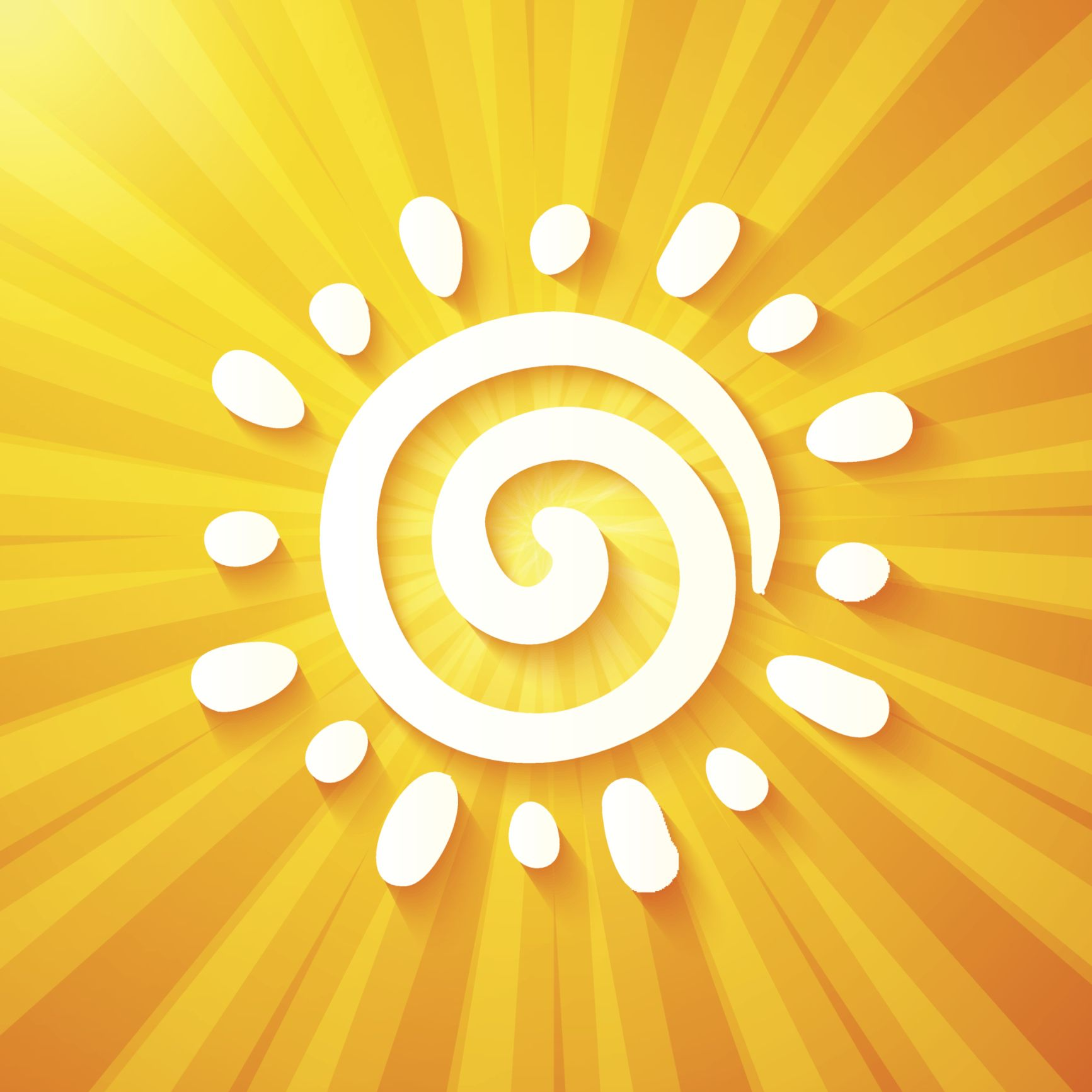 Buy White Cutout Paper Sun on Yellow Background by art_of_sun on GraphicRiver. White vector cutout paper sun on yellow background Yellow Background, Buy Posters, Digital Illustration, Sunlight, Illustrations Posters, Backdrops, Abstract, Wallpaper