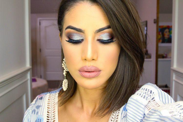 Camila Coelho maquiagem para casamento