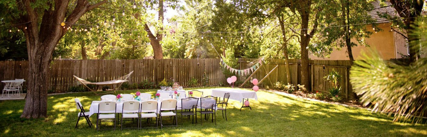 10 Unique Backyard Party Ideas