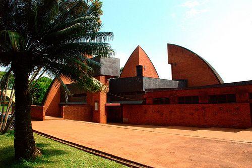 Mityana Uganda St Noa Maggawali Cathedral, Justus Dahinden