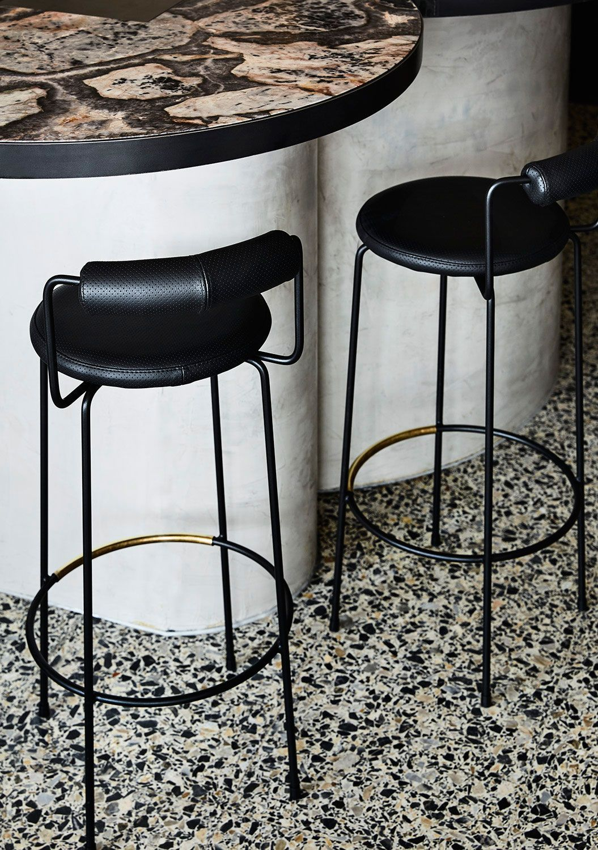 Interview Iva Foschia Of Melbourne Based If Architecture Restaurant Design Bar Furniture Home Bar Furniture Designer Bar Stools