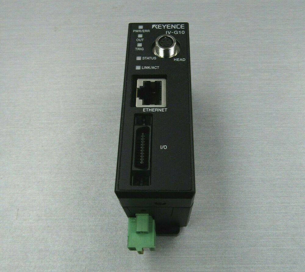 eBay #Sponsored Keyence IV-G10 Machine Vision Sensor