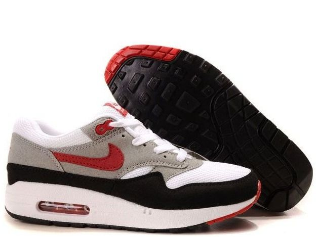nike air max 1 mens red